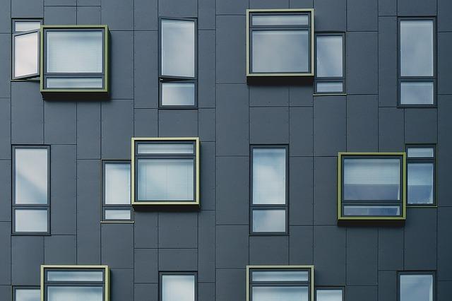 hliníkové fasády