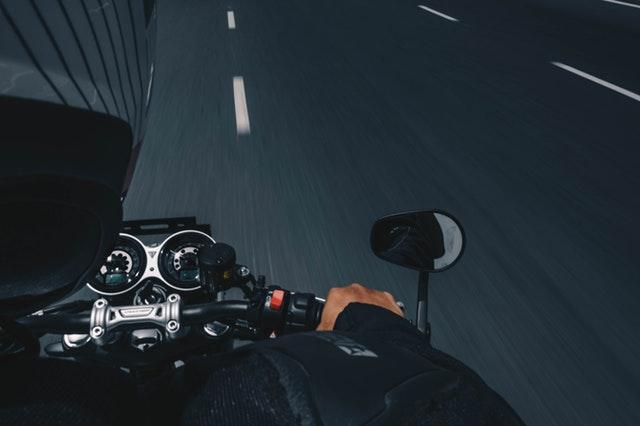 jazda na motorke